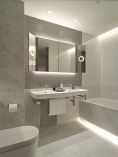 6-modern-ways-to-use-led-light-in-the-bathroom